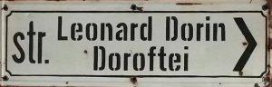 Doroftei Str.